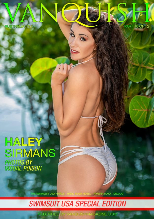 Vanquish Magazine – Swimsuit Usa 2018 – Part 10 – Haley Sirmans