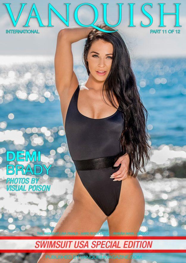 Vanquish Magazine – Swimsuit Usa 2018 – Part 11 – Demi Brady