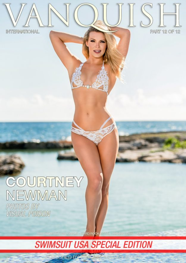 Vanquish Magazine – Swimsuit Usa 2018 – Part 12 – Courtney Newman