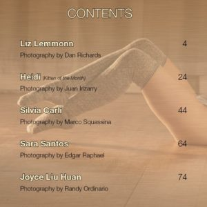 Vanquish Magazine – May 2020 – Liz Lemmonn