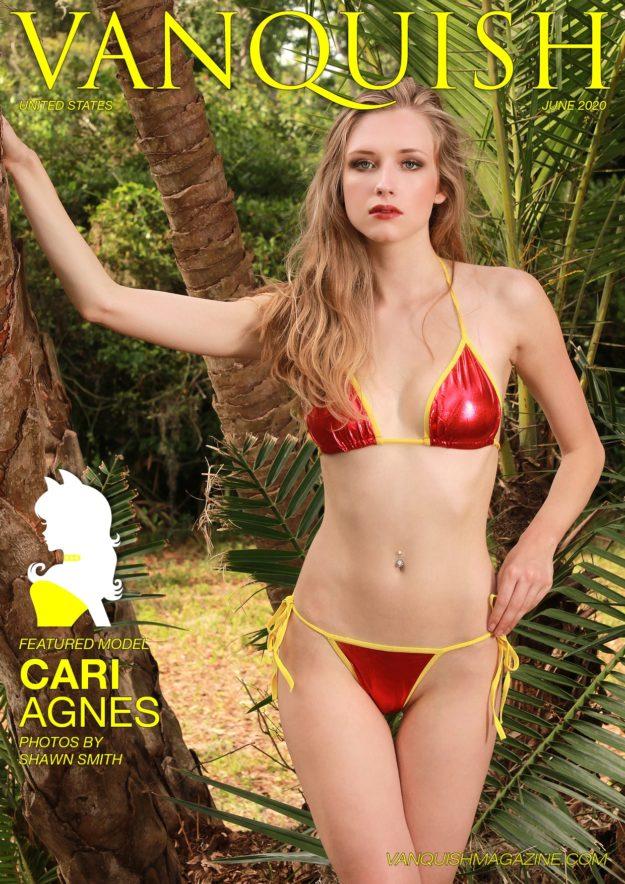 Vanquish Magazine – June 2020 – Cari Agnes